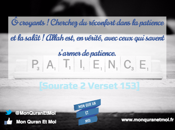 Read more about the article 7 valeurs pour y parvenir (Numéro 2 : La patience)
