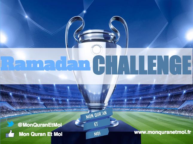Ramadan Challenge