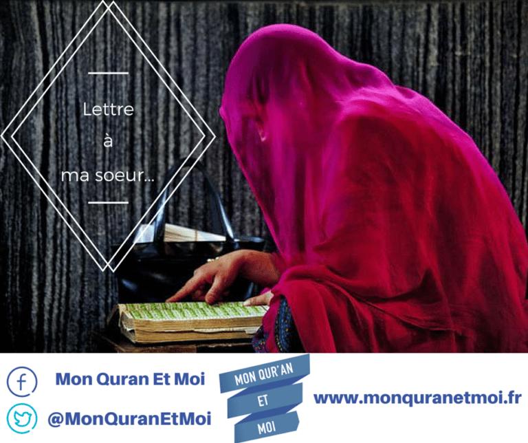 Read more about the article Message de Nabil Ennasri à sa soeur qui a finalisé la mémorisation du Coran