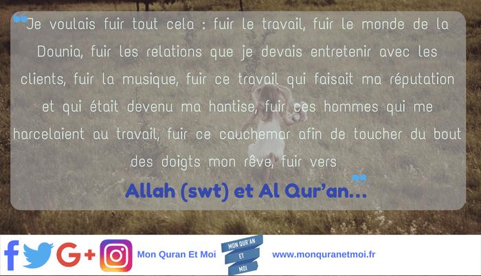 Fuir vers Allah et le Coran