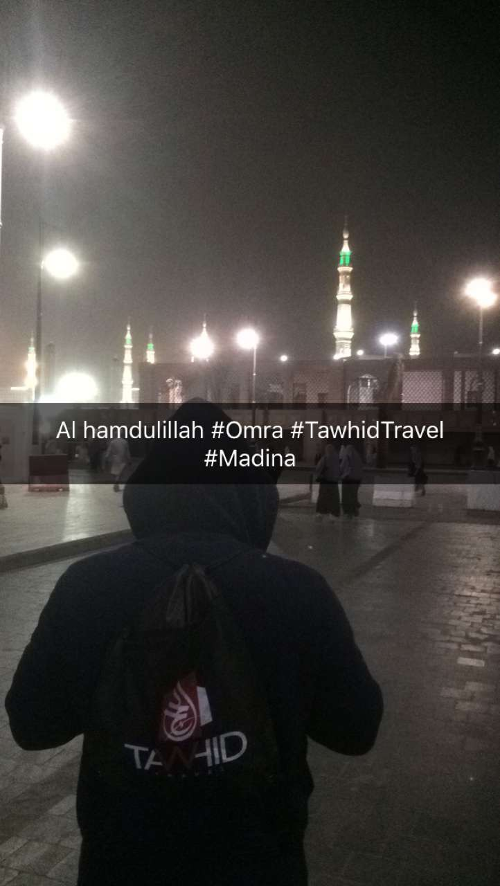 Package Omra Tawhid Travel