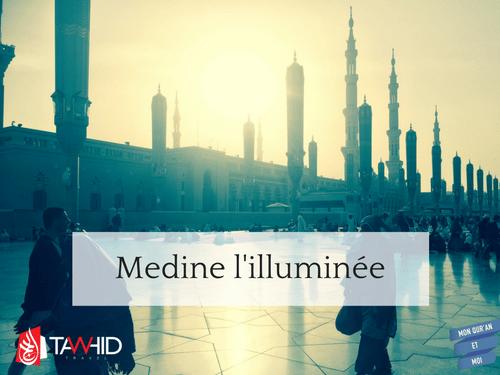 Medine Mosquee prophete Tawhid Travel