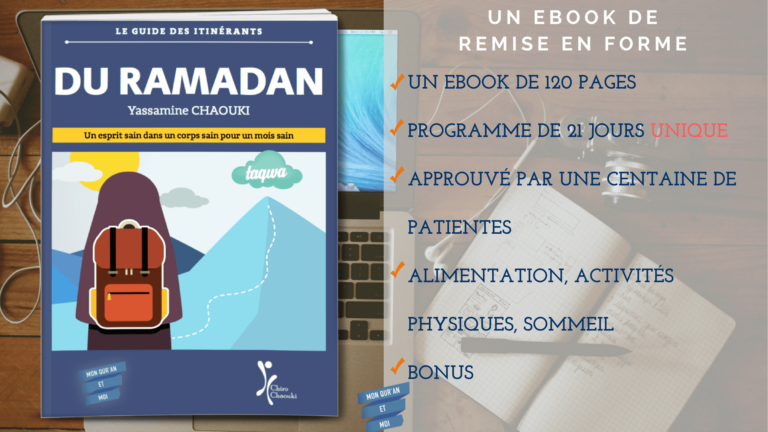 Read more about the article Ce dont tu as besoin pour Ramadan!