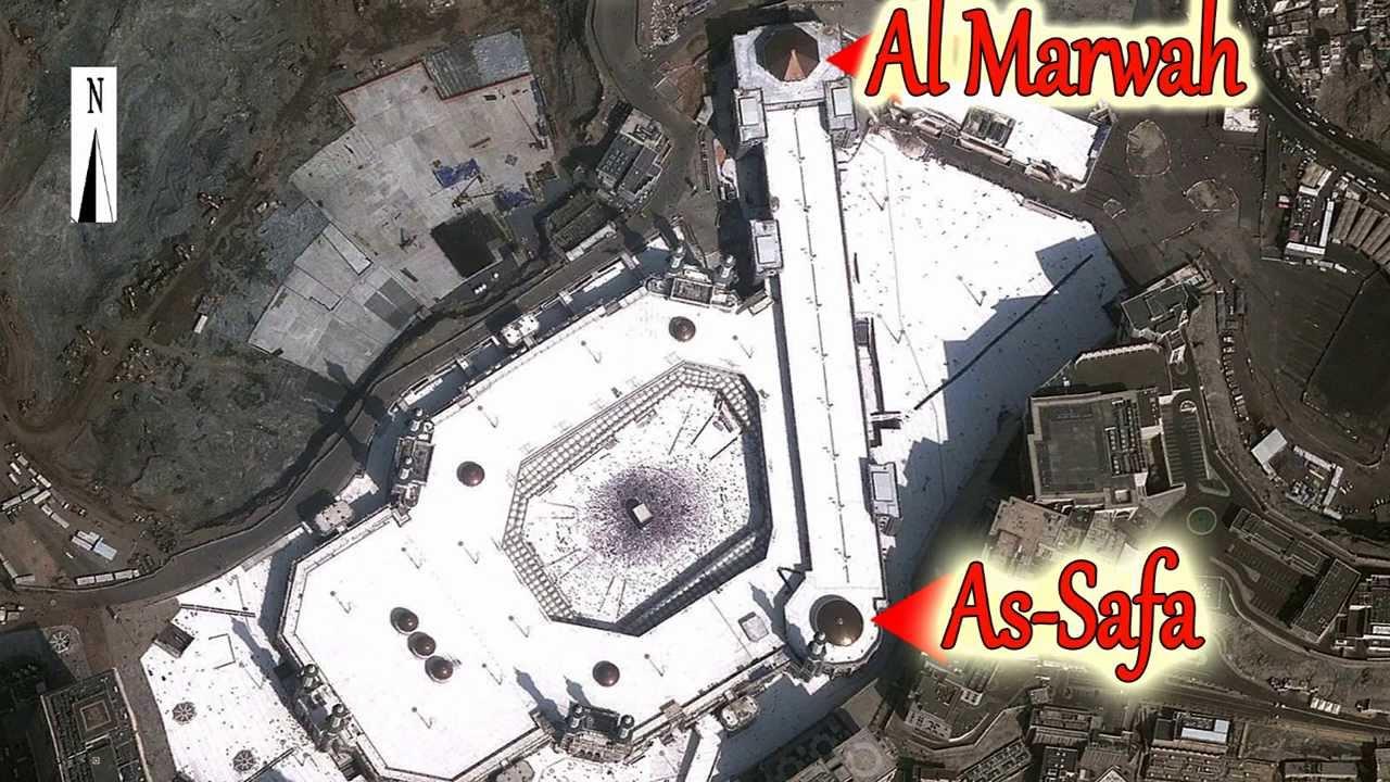 Safa Marwa - La Mecque - Al Hajj - Mon Quran et moi