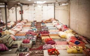 Se préparer au Hajj - Le couchage à Mina