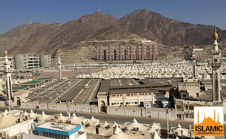 Se préparer au Hajj - Masjid al-Khayf Mina