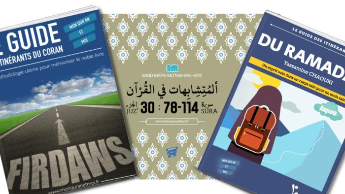 Pack itinérant du Ramadan + Itinérant du Coran + 3M