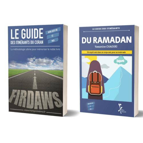 Pack guide des itinérants du Ramadan + guide des itinérants du Coran