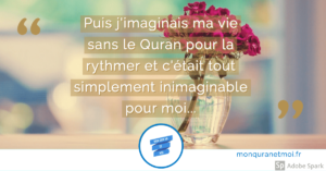 témoignage mémorisation Quran