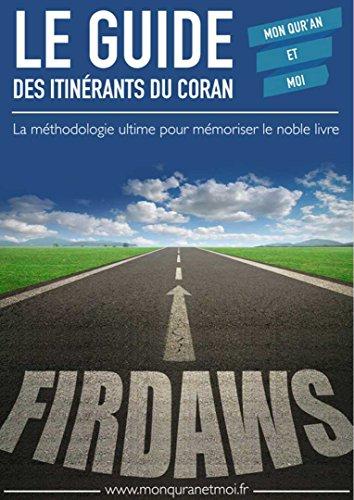 cover guide des itinérants du coran