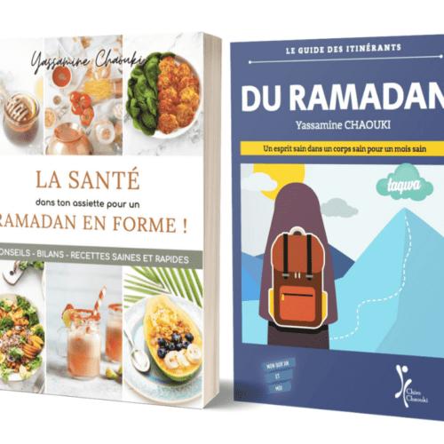 Pack Guide des itinérants du Ramadan + La santé dans ton assiette